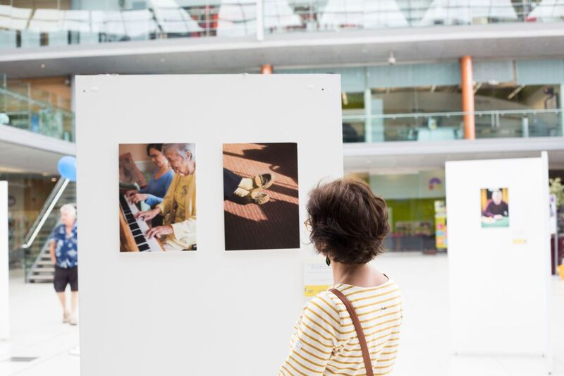 Norfolk Carers Photo Exhibition for Carers Week 2017